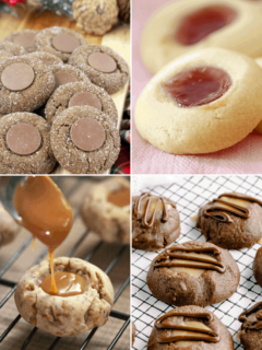 Thumpbrint Cookies Recipes