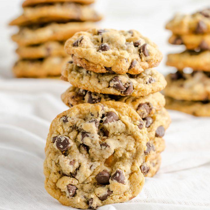 Chocolate Chip Cookies (DoubleTree Copycat)